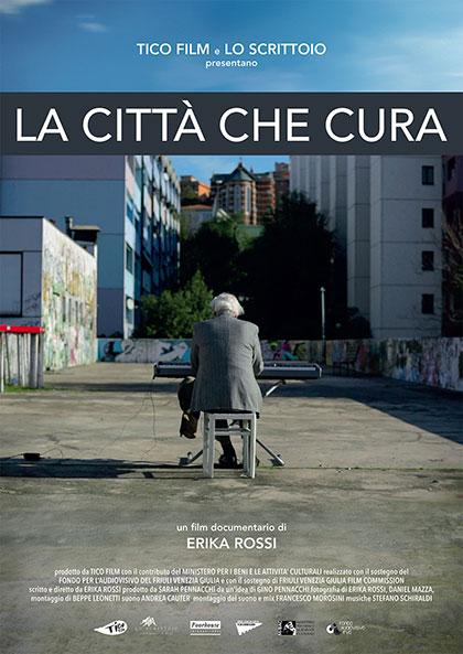 Locandina film La città che cura
